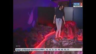 В  Космос, не покидая Землю:  в  Чебоксарах открылась интерактивная выставка «Твой  Космос»