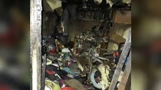 В жилом доме на улице Елены Колесовой в Ярославле горела квартира