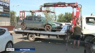 Судебные приставы и налоговые инспекторы ищут должников среди автовладельцев
