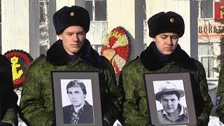 В Самаре почтили память погибших воинов-интернационалистов