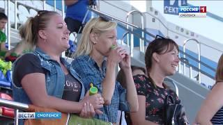 Смоленск принял финальные матчи всероссийских соревнований «Кожаный мяч»