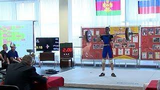 Кубок России по тяжелой атлетике стартовал в Сочи