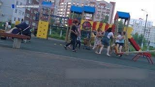 Какое наказание грозит мамам, устроившим потасовку на детской площадке в Уфе?