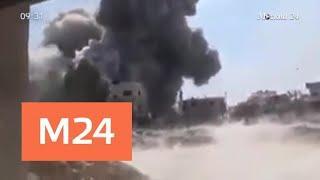 Террористы взорвали школу на северо-востоке Сирии - Москва 24