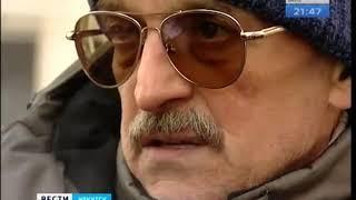 Жильцы дома в Иркутске не пускают тяжёлую технику на стройку