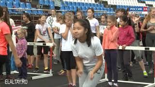 Более 300 спортсменов приняли участие в чемпионате по легкой атлетике