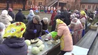 """В Ялуторовске прошел праздник """"Капуста барыня"""""""