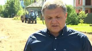 Долгожданное обновление: на дороги Ростова вышел новый грейдер