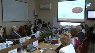 Вице губернатор Ольга Колотилова сегодня провела заседание совета по делам инвалидов