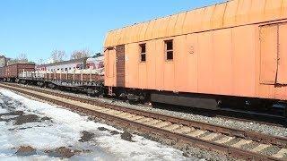 Куйбышевская железная дорога готова к паводкам