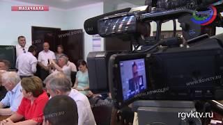 Премьер-министр Дагестана представил нового руководителя Мининформа республики