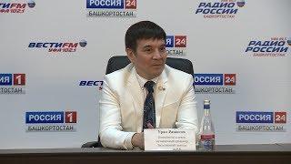 В медиацентре «Россия» прошла пресс-конференция с композитором, певцом и продюсером Уралом Рашитовым