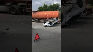Авария на ул. Политехническая