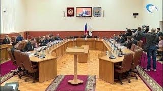 Заседание Думы Великого Новгорода: городской дорожный фонд увеличится до 480 миллионов рублей