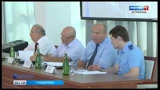 В Астрахани подвели итоги работы регионального управления Россельхознадзора