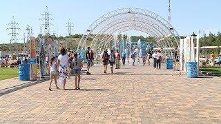 Молодежный фестиваль «Берег» в Волгограде посетили 30 тысяч гостей