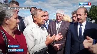 Жители Рубцовска жалуются на значительный подъём грунтовых вод