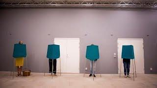 Выборы в Швеции проходят на фоне растущей популярности националистов…