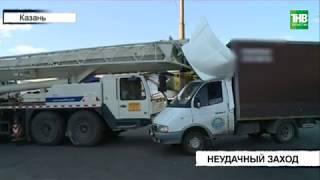 А на улице Техническая в ДТП попали Киа Рио и Опель - ТНВ