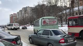Пустяковое ДТП перекрыло движение на Октябрьском