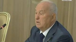 Вести-Хабаровск. Последняя пресс-конференция Александра Соколова