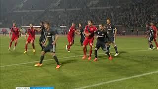 В Красноярск наконец приходит большой футбол