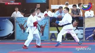 Всероссийский турнир по карате прошел в столице Дагестана