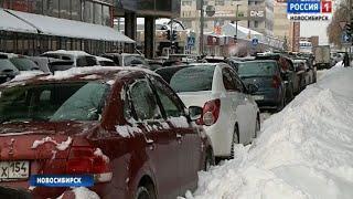 Новосибирцы возмущены дефицитом парковок у Центрального рынка