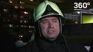 В МЧС назвали число пострадавших в результате хлопка газа в Петербурге