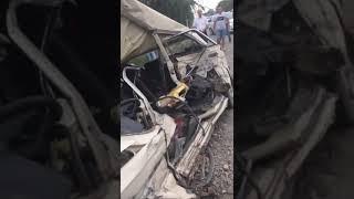 ДТП с участием автозака в Зеленокумске
