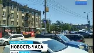 9 летний мальчик попал под трамвай на улице Декабрьских Событий в Иркутске