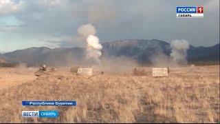 В Бурятии проходят батальонно-тактические учения десантников