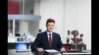 Выпуск новостей в 20:00 CET с Гарри Княгницким и Лизой Каймин