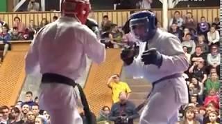 Торжественное закрытие XII спартакиады боевых искусств прошло в Тольятти