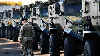 """НАТО покажет всем свой """"Единый трезубец"""""""