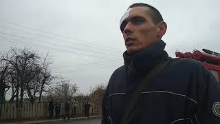 Интервю з учасником ДТП Житомир 2 ноября 2018 г.