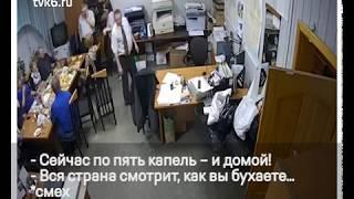 «Дом-2 вам что-ли?» Красноярск ТИК № 30 празднует явку