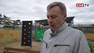 """Воспитанникам детского сада № 97 не угрожает """"вышедшая из строя""""детская площадка"""