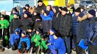 Николай Валуев в Чегдомыне-2