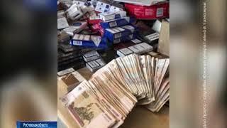 Донские таможенники задержали партию табачной продукции на сумму 7,7 млн рублей