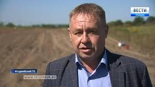 Приморские крестьяне стараются собрать все, что осталось на полях после сильных ливней