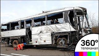 ДТП в Псковской области: Пострадали 13 человек, в том числе 4 детей