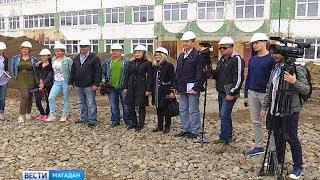 Первый пресс-тур провела мэрия Магадана
