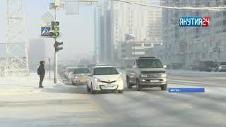 В январе 337 водителей сели за руль пьяными - Якутское УГИБДД