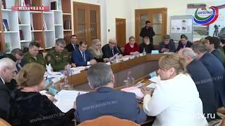 В Махачкале прошла встреча Общественной палаты республики с Комитетом солдатских матерей