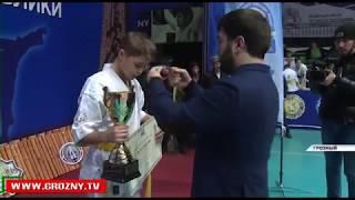 В Грозном прошло открытое первенство Чечни по каратэ