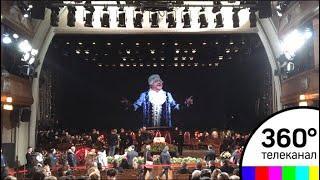 Церемония прощания с Олегом Табаковым проходит в Москве