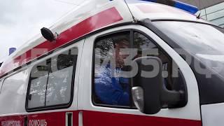 В Вологде 22-летний водитель ВАЗа врезался в берёзу