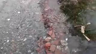 Специалисты ищут источник коммунальной реки в Поливановке