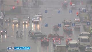 В Башкирию придет 35-градусная жара